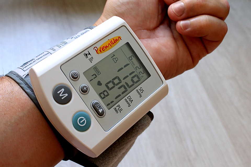 鉀與高血壓